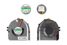 Dell Vostro 3400, 3450, 3500 gyári új hűtő ventilátor, MF60090V1-D000-G99