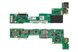 Dell Vostro 3500 használt laptop USB/Lan/Akkumulátor csatlakozó panel (632VY)