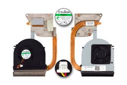 Dell Vostro 3550 gyári új laptop hűtő modul (014KXD)