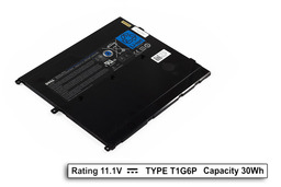 Dell Vostro V130 laptop akkumulátor, gyári új,  cellás (2700mAh)