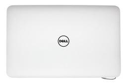 Dell XPS 13 (L322x) gyári új ezüst alumínium laptop LCD hátlap zsanérokkal (00001X)