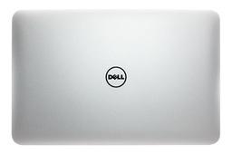 Dell XPS 13 (L322x) használt B kategóriás (esztétikai hiba) ezüst alumínium laptop LCD hátlap zsanérokkal (00001X)
