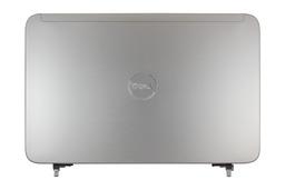 Dell XPS 15, L501X, L502X laptophoz Aluminium LCD hátlap zsanérokkal, Wi-Fi antennával 00HC74