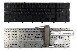 Dell Inspiron 17R, XPS 17, Vostro 3750 gyári új magyar laptop billentyűzet (0FWXJ6)