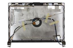Dell XPS M1330 gyári új laptop LED LCD hátlap zsanérokkal (0GX172)