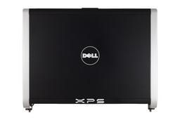 Dell XPS M1330 laptop CCFL LCD hátlap zsanérokkal, 0HR170