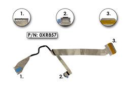 Dell XPS M1530 laptophoz használt kijelző kábel (0XR857)