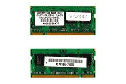 Elpida 512MB DDR2 667MHz használt memória Asus laptopokhoz