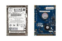 Fujitsu 100GB PATA (IDE) használt  laptop merevlemez, MHV2100AT