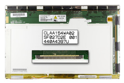 Fujitsu Amilo A1640 CLAA154WA02 15.4'' használt matt notebook kijelző