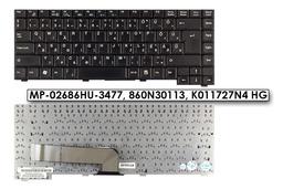 Fujitsu Amilo A7600, D7830, L6820, L6825 használt magyar notebook billentyűzet (MP-02686HU-360B)