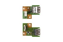 Fujitsu Amilo Li 1718, Li1720 USB panel használt 55.4B902.011