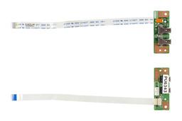Fujitsu Amilo Pa3515, Pa3553 laptophoz használt USB panel kábel (50.4H701.001)