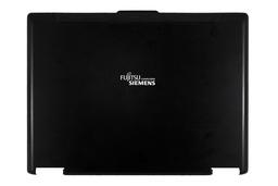 Fujitsu Amilo Pro V3205 használt kijelző hátlap wifi antennával és mikrofonnal (39DW1LCFX19 3B)
