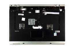 Fujitsu Amilo Pro V3525 laptophoz használt felső fedél touchpaddal, hangszórókkal, 60.4H103.002