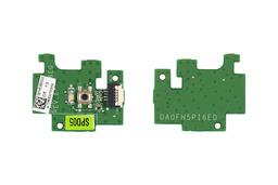 Fujitsu Lifebook A512 laptophoz gyári új bekacsoló panel, Power Button Board, 38017737