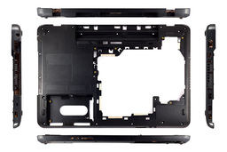 Fujitsu Lifebook AH512, AH531 használt laptop alsó fedél (CP515937-02)
