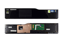 Fujitsu Lifebook AH532 laptophoz használt felső fedél touchpaddal, TSA3IFH6PAJT