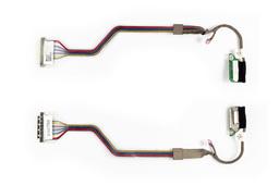 Fujitsu Lifebook C1010 használt kijelző kábel (DD0EF3LC801 EF3 QDI)