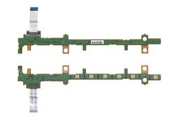 Fujitsu LifeBook E752 használt laptop bekapcsoló panel kábellel (CP562741-Z3)