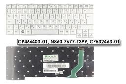 Fujitsu LifeBook P702, P772 gyári új magyar laptop billentyűzet, CP464403-01