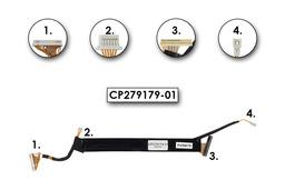 Fujitsu Lifebook S7110 laptophoz használt LCD kijelző kábel, CP279179-01