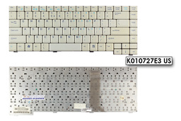 Fujitsu-Siemens Amilo A1630, D1840, D1845, D8820, D8830 használt US angol laptop billentyűzet (K010727E3 US)