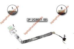 Fujitsu - Siemens Amilo A1645 gyári használt laptop LCD kábel, 29-UG8051-00