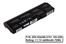 Fujitsu-Siemens Amilo A1667, A7640, M7425 használt 85%-os laptop akku/akkumulátor (255-3S6600-S1S1)