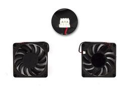 Fujitsu-Siemens Amilo A7620, D7830, D8830, L6820, Gericom Hummer FX5600 használt laptop hűtő ventilátor (FD057010HB)