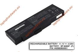 Fujitsu-Siemens Amilo K7610W laptop akkumulátor, használt, 6 cellás (4000mAh)