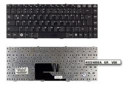 Fujitsu-Siemens Amilo L1310, Amilo Pro V2055, MSI EX300 használt német laptop billentyűzet (71-31737-57)