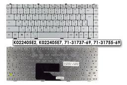 Fujitsu-Siemens Amilo L1310, Amilo Pro V2035, MSI EX300 magyar laptop billentyűzet (K022429B1-XX, 10600615605)