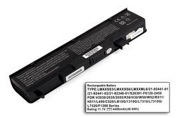 Fujitsu-Siemens Amilo L1310G, L7320GW, Amilo Pro V2030 helyettesítő új 6 cellás laptop akku/akkumulátor (DPK-LMXXSY6)