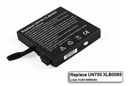 Fujitsu Amilo L6820, L6825, D7830, D7850 helyettesítő új laptop akku/akkumulátor (UN755)