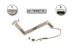 Fujitsu-Siemens Amilo La1703 használt kijelző kábel 6017B0087501 (15,4