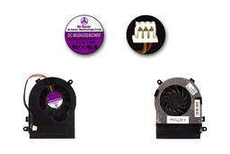 Fujitsu-Siemens Amilo Li1818, Pa1510 használt laptop hűtő ventilátor (28G204512-00, BS451205H-01)