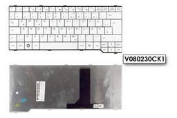 Fujitsu-Siemens Amilo Li3710, Pa3515, Pa3553 gyári új német fehér billentyűzet, V080230CK1
