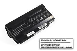 Fujitsu-Siemens Amilo Mini UI3520, LifeBook M1010 helyettesítő 8 cellás laptop akku/akkumulátor (DPK-CWXXXSYA4)