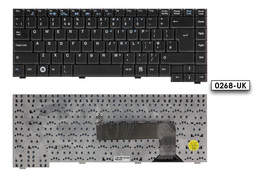 Fujitsu-Siemens Amilo Pa1510, Pa2510, Pi1505 gyári új angol laptop billentyűzet (0268-UK)