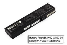 Fujitsu-Siemens Amilo Pa1510, Pi2510, Li1818 használt 6 cellás 85%-os laptop akku/akkumulátor (3S4400-G1S2-04)