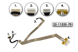 Fujitsu - Siemens Amilo Pa1538 laptophoz használt LCD kábel, 22-11525-70