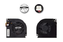 Fujitsu-Siemens Amilo Pa3515, Pa3553 használt laptop hűtő ventilátor (GB0507PGV1-A)