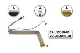 Fujitsu-Siemens Amilo Pi1536, Pi1556, A1667G laptophoz használt LCD kijelző kábel, 29-UJ3050-00, P50