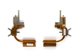 Fujitsu-Siemens Amilo Pi2512, Pi2515 használt laptop hőelvezető cső, hűtőborda (40GL53041-00)