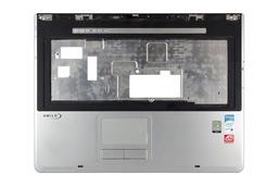 Fujitsu-Siemens Amilo Pi2530 laptophoz használt szürke felső fedél, 83GP55011-10