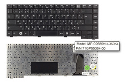 Fujitsu-Siemens Amilo Pi2530, Pi2540, Pi2550, Xi2428 használt magyar laptop billentyűzet (MP-02686HU-360KL)