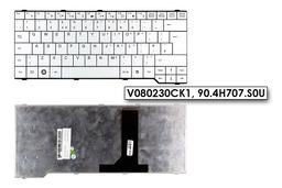 Fujitsu-Siemens Amilo Li3710 fehér UK angol laptop billentyűzet