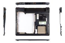 Fujitsu-Siemens Amilo Pro V2030 laptophoz használt alsó burkolat, bottom case (80-41128-02)