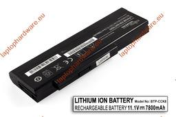 Fujitsu-Siemens Amilo Sa3650 használt 9 cellás 70%-os laptop akku/akkumulátor (BTP-CCK8)